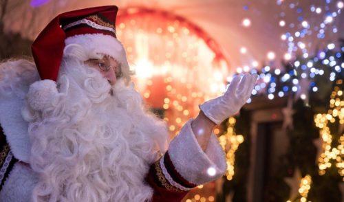 La Casa di Babbo Natale è di nuovo a Gromo