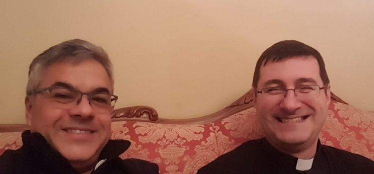 Arcivescovo e Nunzio, Gandino festeggia Monsignor Rudelli