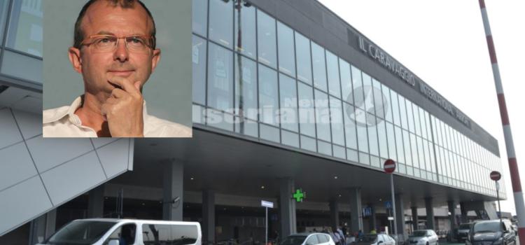 Aeroporto di Orio, Giovanni Sanga è il nuovo presidente