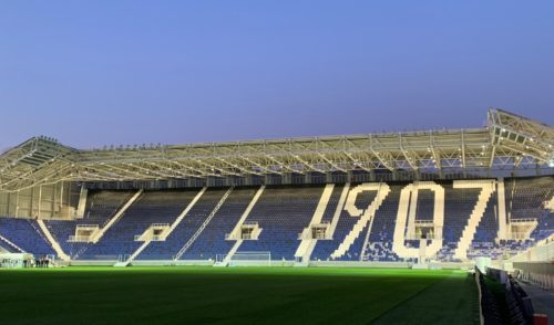 Gewiss Stadium: completata la Curva Nord