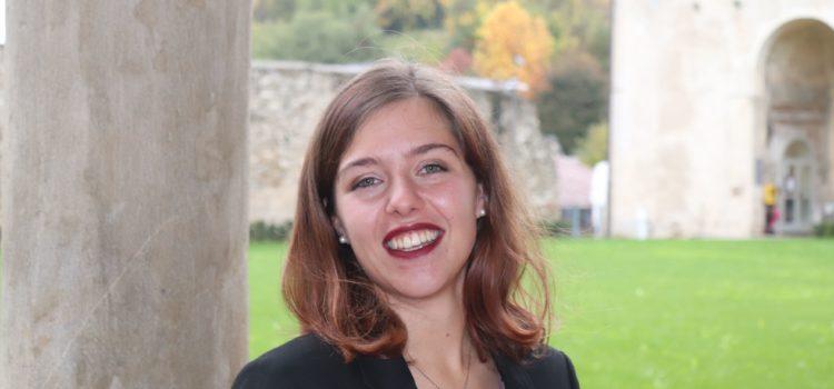 Irene di Rovetta, oggi si laurea in apprendistato a 22 anni