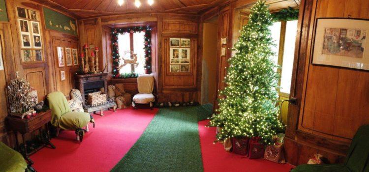 Casa Bergamasca di Babbo Natale, svelate le stanze segrete – Foto