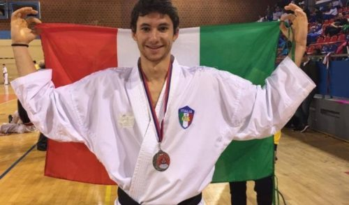 Due medaglie d'argento per il Karate Club Clusone ai mondiali di Belgrado