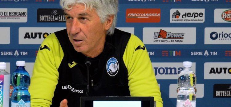"""Vigilia Atalanta Sampdoria, Gasperini:"""" Domani massima attenzione"""""""