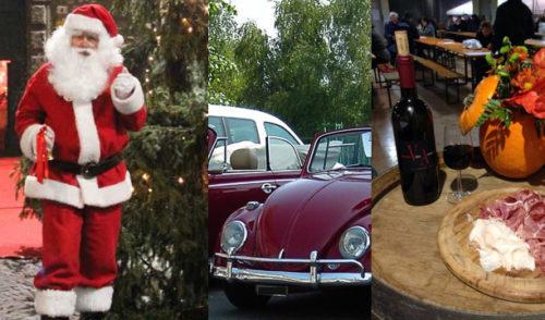 Da San Martino a Babbo Natale, gli eventi del weekend