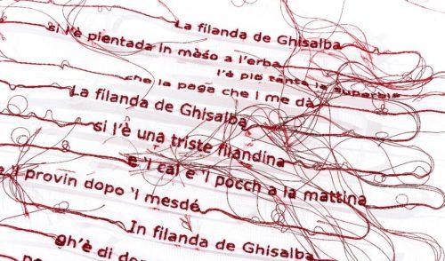 Giornata Internazionale contro la Violenza sulle Donne: a Parre la personale della fiber artist Silvia Beccaria