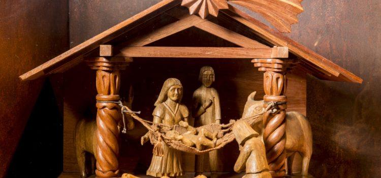 A Gandino presepi in mostra da domenica 1 dicembre