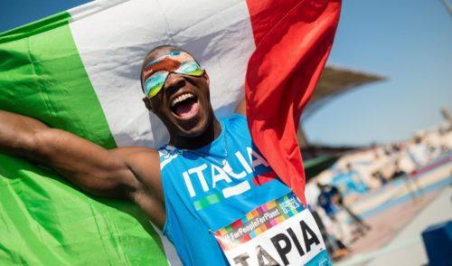 Oney Tapia argento ai Mondiali Paralimpici nel lancio del disco
