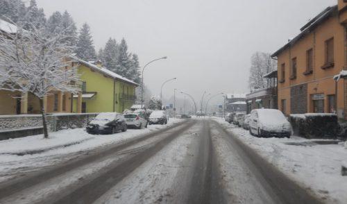 Neve e strade: condizioni pessime in tutta la Valle