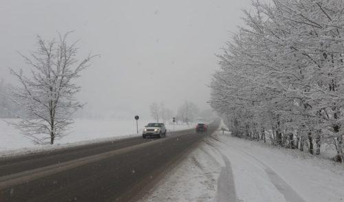Neve a Santa Lucia, allerta gialla anche per venerdì