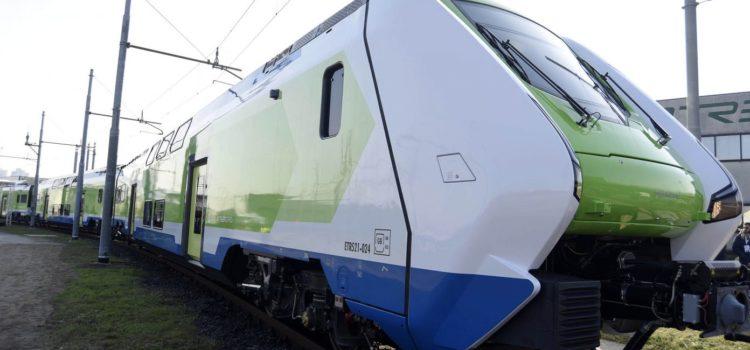 Trasporti, presentato primo dei 176 nuovi treni
