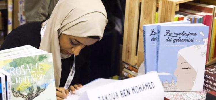 Le Primavere arabe nei fumetti di Takoua Ben Mohamed