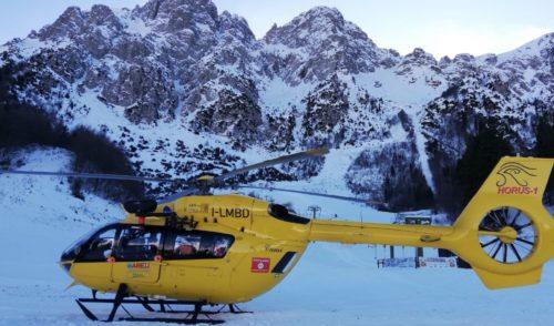 Escursionisti bloccati sull'Alben, recuperati dal Soccorso alpino