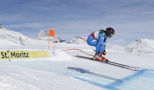 Sofia Goggia prima nel supergigante di Saint Moritz