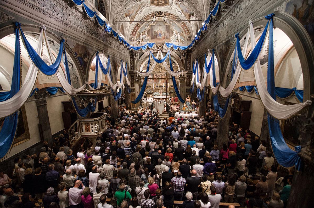 Visit Val Seriana – Ardesio: Santuario della Madonna delle Grazie