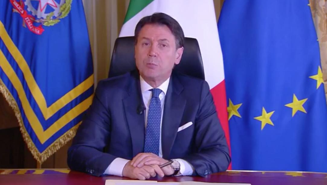Conte In Diretta Chiusi Bar Ristoranti E Tutti Negozi Tranne Alimentari E Farmacie