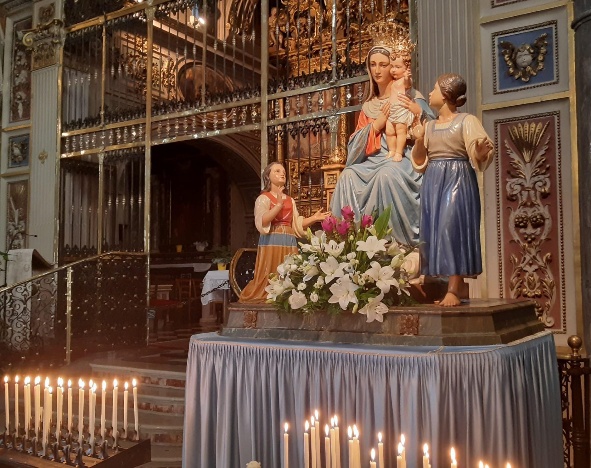 22 e 23 giugno ad Ardesio il 413° anniversario della Madonna delle Grazie